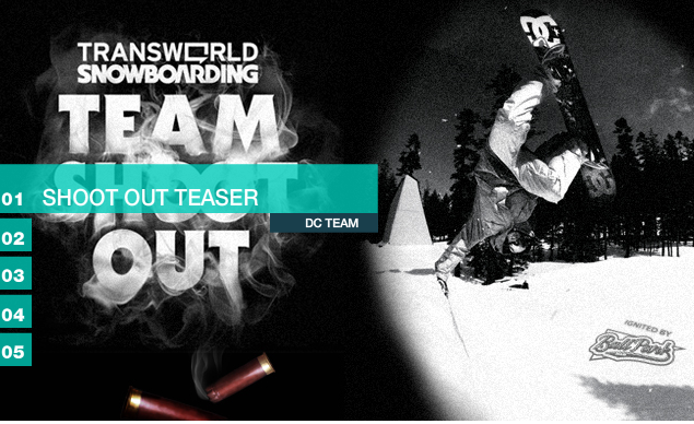 DC Team Teaser for TWS Shootout at Northstar