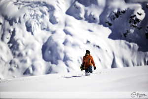 Whistler Backcountry Photo: Erin Hogue