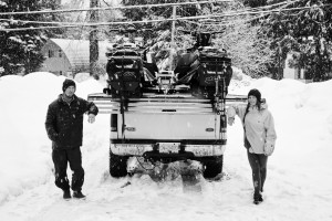 Disciple of Descent story for Snowboarder Magazine Photo: Colin Adair